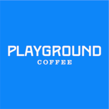Logo von Playground Coffee.